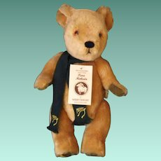 Vintage Mohair Merrythought Bear from England