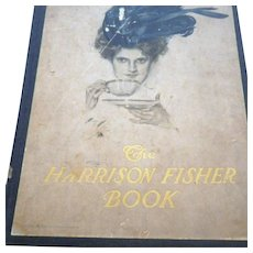 """Vintage Book - """"The Harrison Fisher Book"""""""