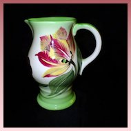 Vintage Signed Royal Doulton Hand Painted Pitcher or Jug