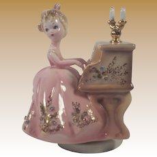 Vintage Josef Original Musical Figurine