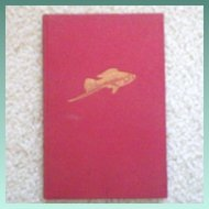 """Vintage Hardbound Book - """"Aquarium Fish in Color"""