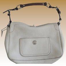 Vintage Authentic Coach Leather Handbag