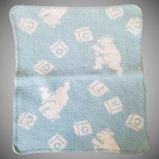 Vintage Effanbee Dy-Dee Doll Blanket