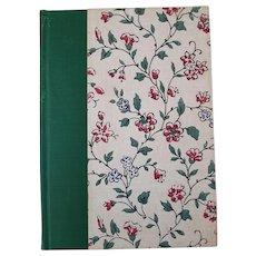 "Rare Antique Hard Cover Cookbook - ""Pan-Pacific Cookbook"""