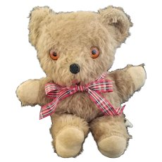 Vintage Tagged Mary Meyer Plush Teddy Bear