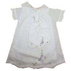 SALE! Vintage Baby or Doll Linens