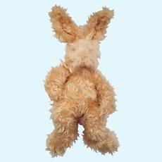 RESERVED - Vintage Plush Bunny Rabbit