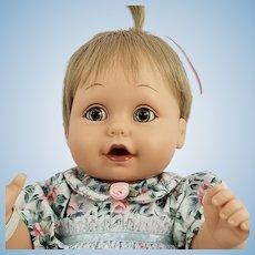 Vintage Newborn Baby So Beautiful Baby Doll