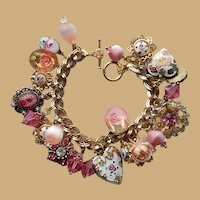 One-Of-A-Kind Charm Bracelet