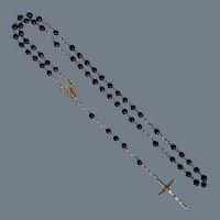 Vintage Rosary for a Child