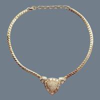 Vintage Christian Dior Necklace in Original Box