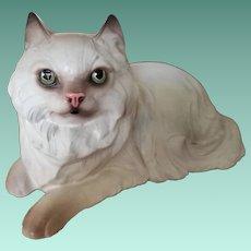 "Very Rare Vintage Hagen Renaker Figurine ""Persian Cat-Lying"""