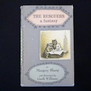 """Vintage Book - """"The Rescuers a fantasy"""""""