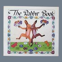 "Very Rare Vintage Book - ""The Rabbit Book of K.F.E. von Freyhold"""