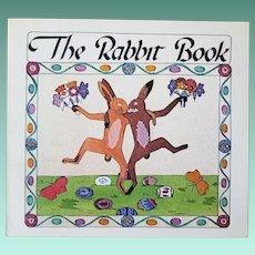 """Vintage Book - """"The Rabbit Book of K.F.E. von Freyhold"""""""