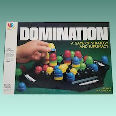 Vintage Domination Board Game