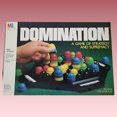 Vintage Domination Board Game