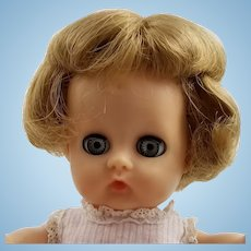 Rare Vintage Vogue Ginnette Doll with Rooted Hair