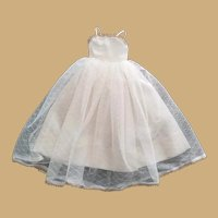 """Vintage Home Sewn Doll Gown for 18"""" Fashion Doll"""