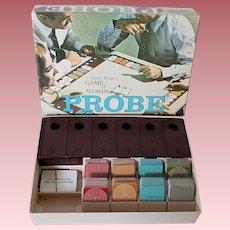 Vintage Probe Game