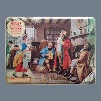 Vintage Riley's Toffee Tin Halifax England