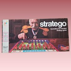 Vintage Stratego Board Game