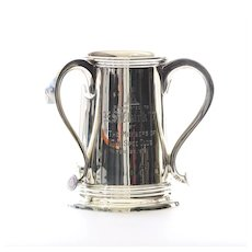 Antique Sterling Shreve, Crump & Low Loving Cup