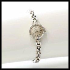 Lady's Vintage Art Deco 14K Rolex Watch