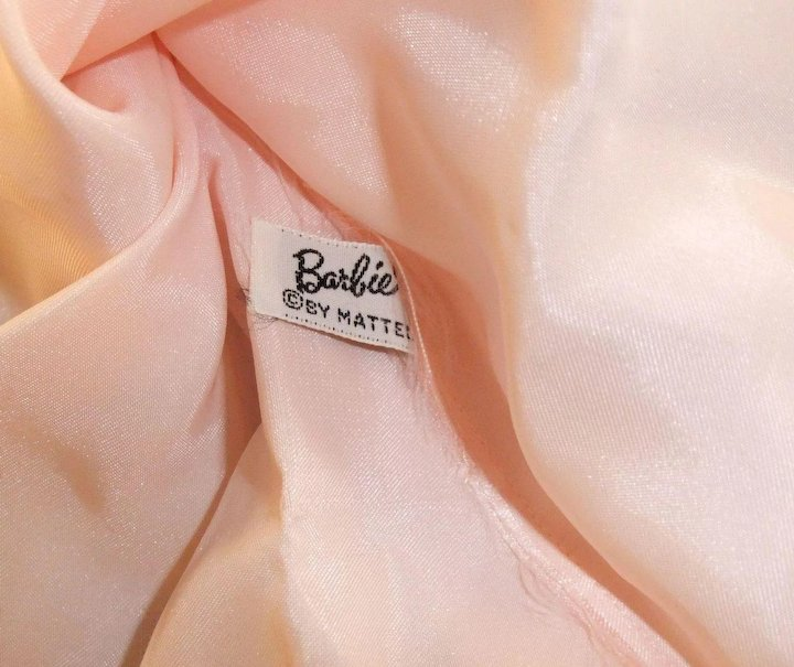 Vintage Barbie Enchanted Evening Dress