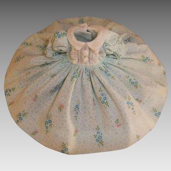 Vintage 1958 Alexander-kins' Amy Dress