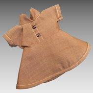 "Vintage Uneeda 8"" Brownie Scout Doll Uniform, 1959"