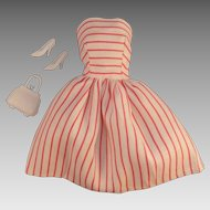 "Vintage Clone Babs Fab Lu, ""Queen of Hearts"" Dress, 1950/60"