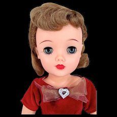 Special Price for Joann Only -- Miss Revlon Doll, 18-Inch Queen of Diamonds, Ideal, Vintage 1956