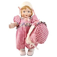 Daisy Kingdom Doll and Fashion, Rosie, Vintage 1991