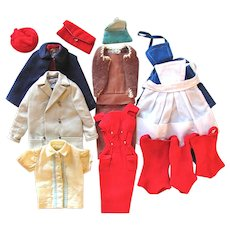 Mattel Barbie Mattel Clothing TLC Vintage 1961-62