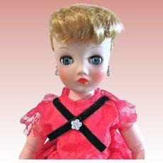 Horsman Cindy Doll with Hangtag in Original Box, 20-Inch, Vintage 1959