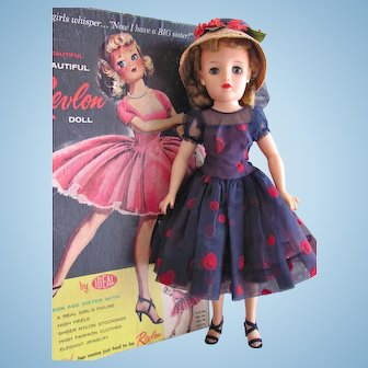 20-Inch Miss Revlon Doll in Original Box, Cherries Jubilee