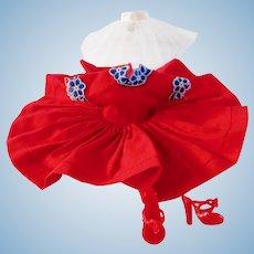 Little Miss Nancy Ann Fashion #403 Vintage 1958