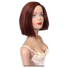 Fetching Redheaded Ready-to-Wear Career model by Tonner