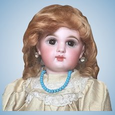 Lovely Antique Mohair Wig for Bébé or German Doll