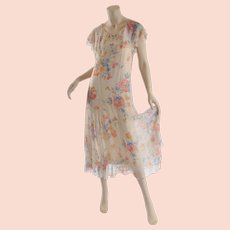 40d0cc93ef418 Vintage Women's Vintage Fashion Dresses | Ruby Lane - Page 7