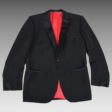 1960s Custom Dinner Tux Jacket, House of Duro 38