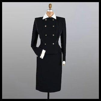 1980s Nipon Womens Suit - Great Details, Lightweight