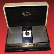 Vintage Yardley London Powder and Rouge Ladies Compact in Original Box