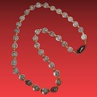 Vintage Venetian Italian Art Glass Beaded Necklace