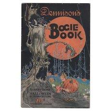 1924 Halloween Bogie Book Soft Cover