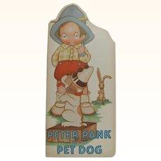 Peter Pank and His Pet Dog Long Children's Book