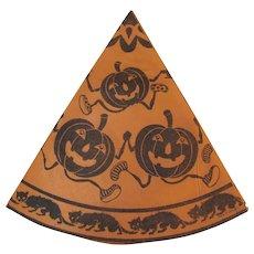 Halloween Tissue Paper Hat JOL Men Running