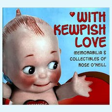 """With Kewpish Love"" 2004 Brand New Out-Of-Print Reference by Florence Theriault"