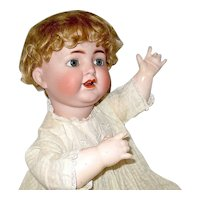 """Kammer Reinhardt 126 Character Baby Doll - Life Size 21"""""""